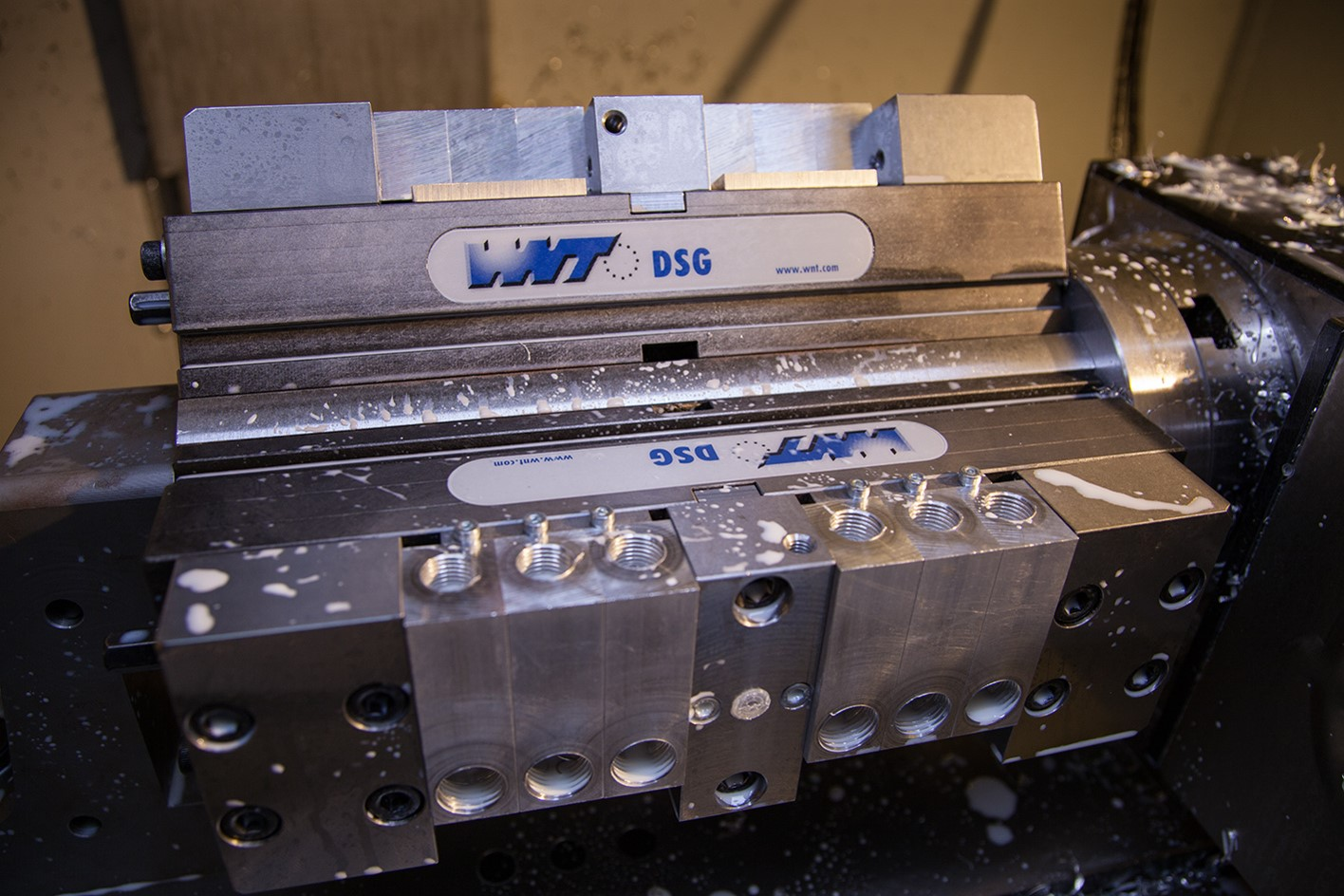 Workholding: Clamping Devices and Fixture Solutions for Secure Machining